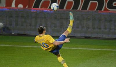 ¿Marcó Zlatan Ibrahimovic el mejor gol del año?…