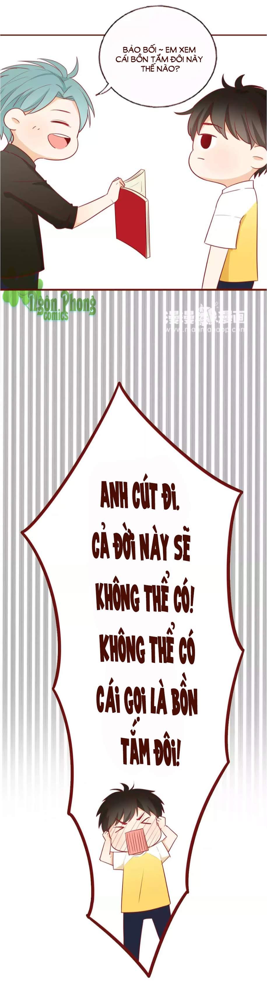 Trái Tim Bí Ẩn Chap 89 Upload bởi Truyentranhmoi.net