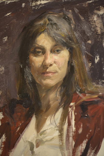 Painting Realistic Faces Face-off Painting