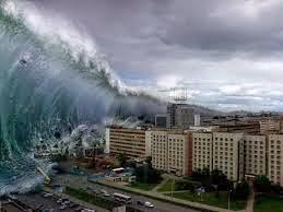 yang dimaksud Tsunami