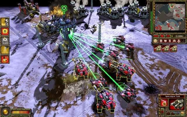 Red Alert 3 PC Games Screenshots