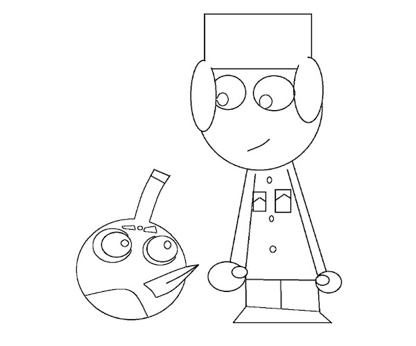 South Park Kenny Coloring Pages