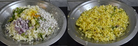 how to make cabbage thoran