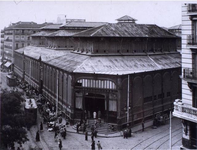 Mercados con historia.