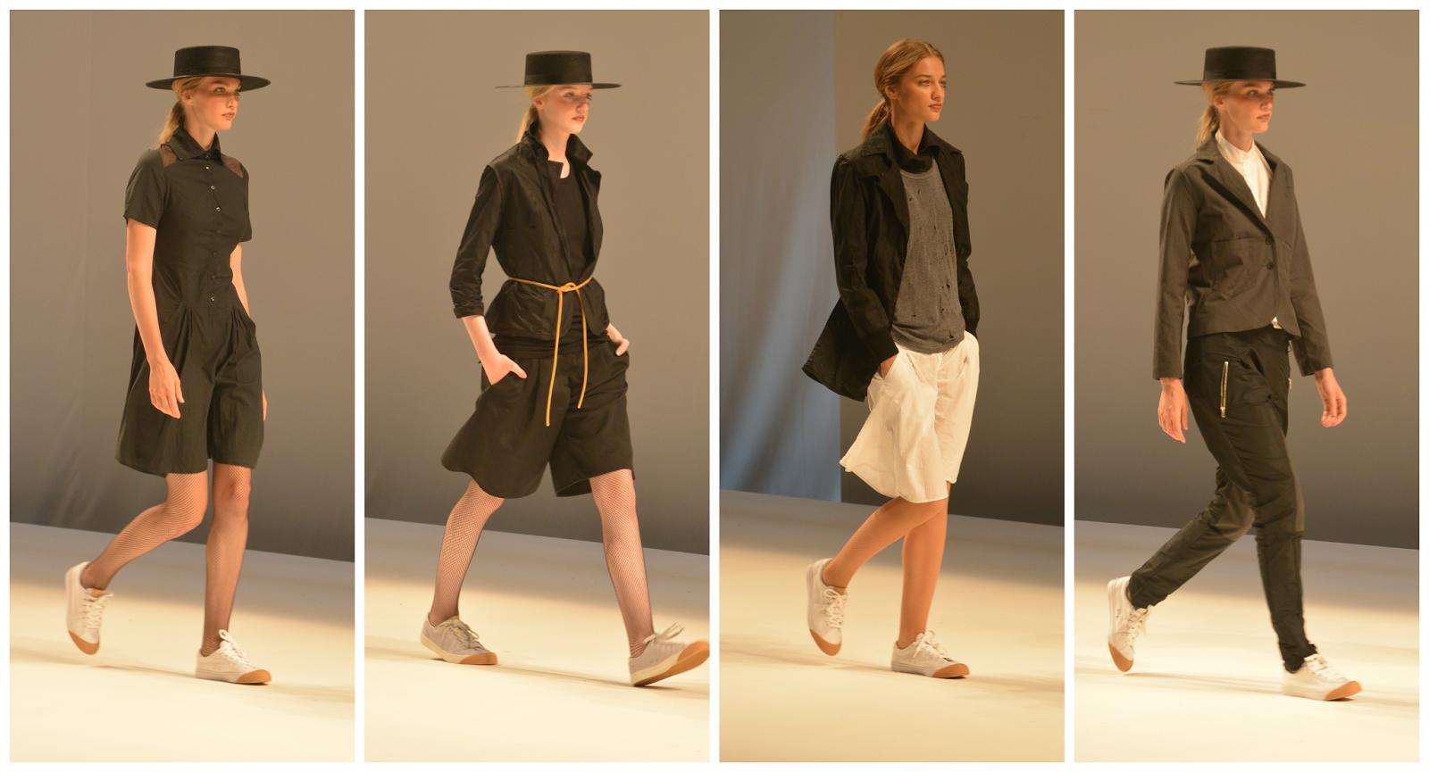 Oscar León 080 Barcelona Fashion 2015