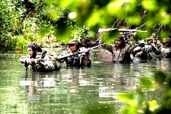 Perang Gerilya. PROKIMAL ONLINE Kotabumi Lampung Utara