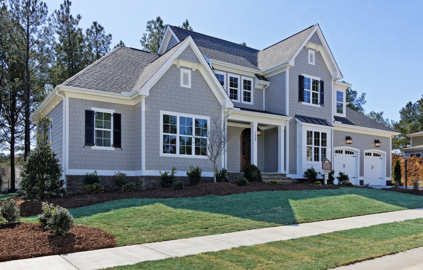 Briar chapel homes chapel hill homes by dickerson for Chapel hill house
