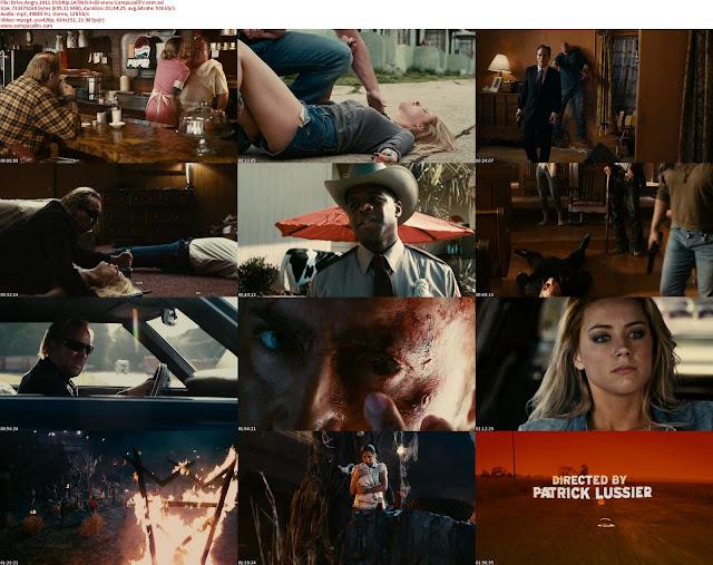 Capturas Drive Angry 2011 DVDRip Latino