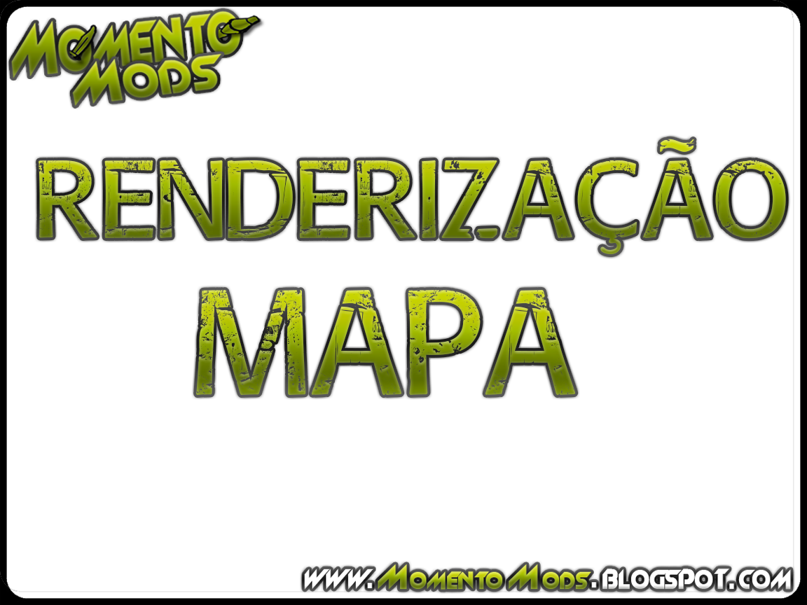 GTA SA - Renderização Mapa