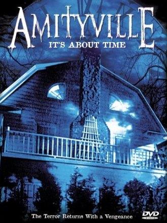 Amityville 6 -  1993 - Votre heure a sonné affiche