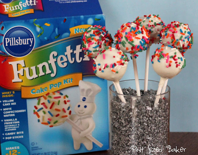 Pillsbury Cake Pop Kit Review