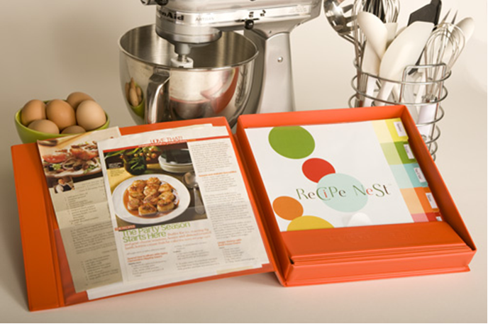 If you love clipping your favorite recipes out of cooking magazines special recipe storage boxes are highly recommended. These boxes nicely store magazine ... & 5 Smart Ways to Organize Recipes |Practically Organized