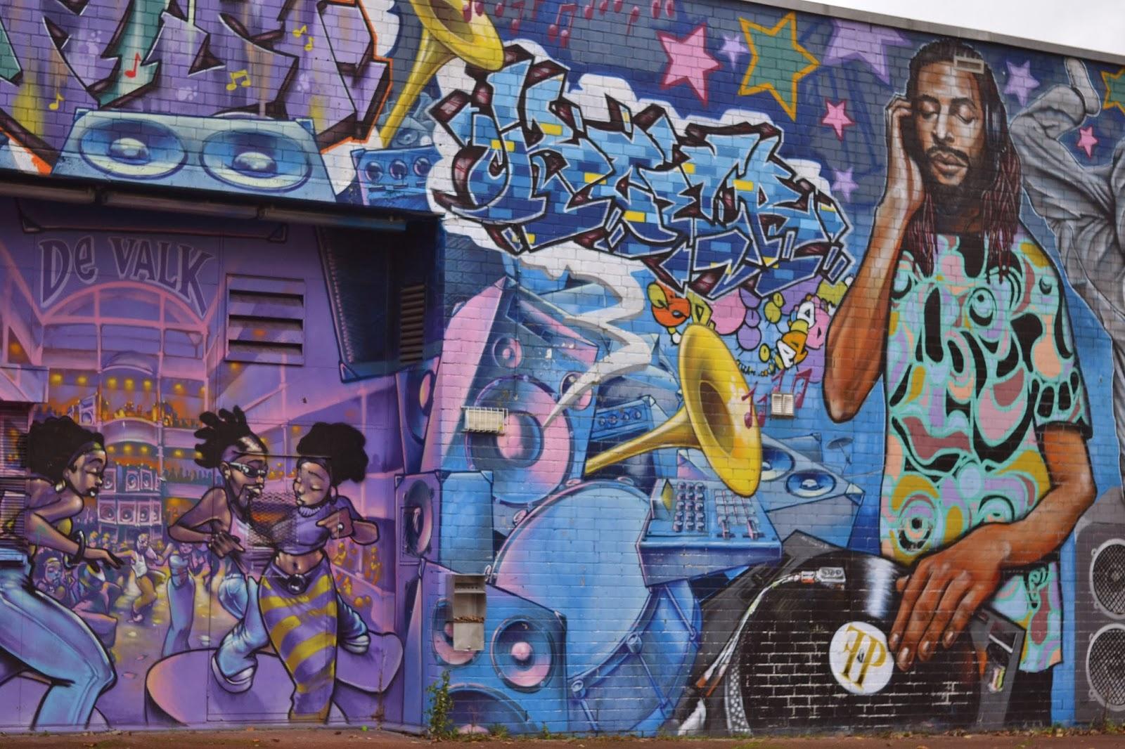 Amsteerdam Street art
