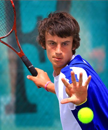 New Zealand Junior Tennis Holland Tour Kyle Butters Live From