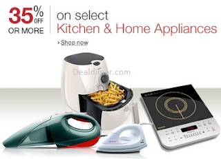 Kitchen & Home Appliances 25% off or more