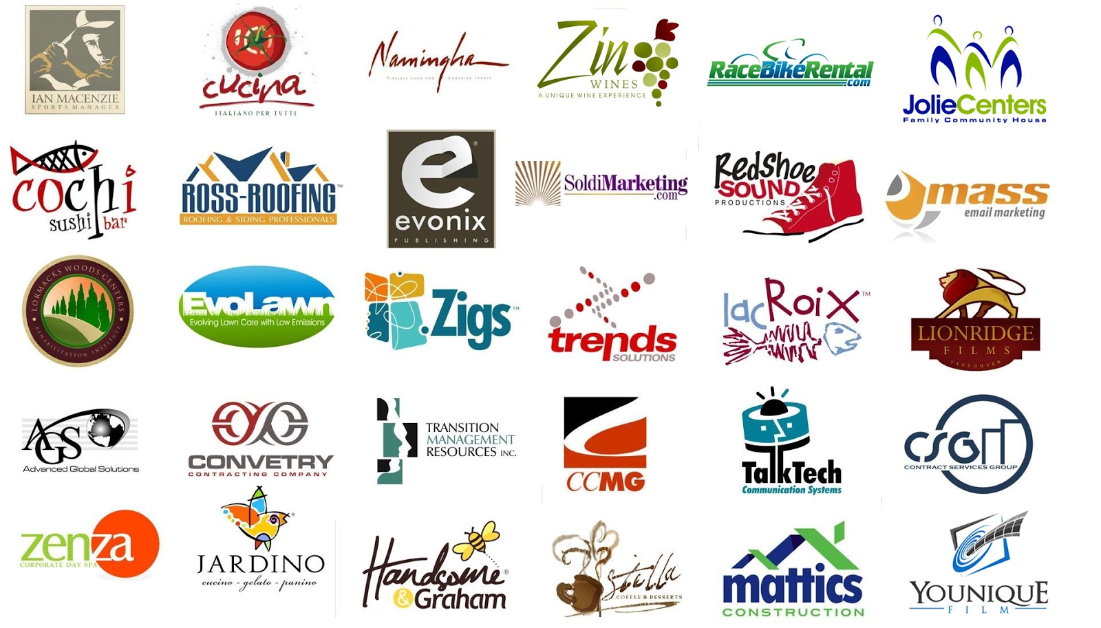 Custom Logo Design Services From A Professional Logos