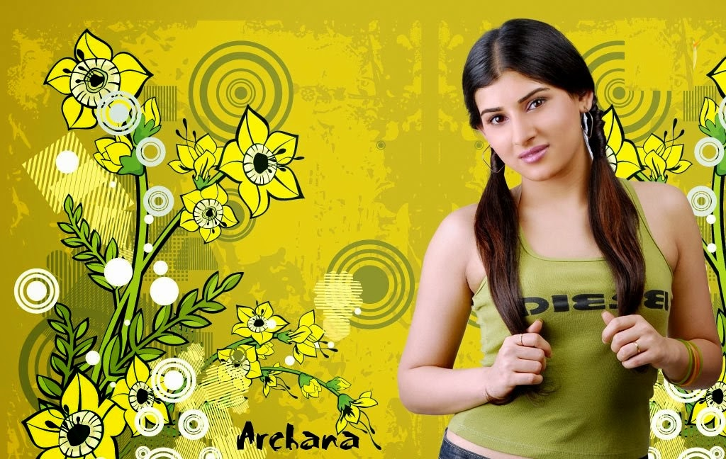 Archana Latest rare Images