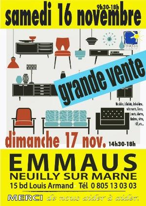emric93 grande vente emma s neuilly sur marne. Black Bedroom Furniture Sets. Home Design Ideas