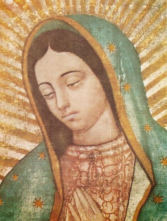 Notre Dame de Guadalupe Prières Catholiques
