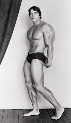 Arnold schwarzenegger fotos desnudas