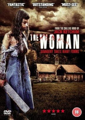 The Woman: Nem Todo Monstro Vive na Selva – Dublado (2011)