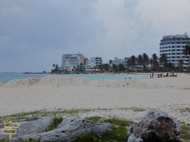Playa Peatonal Spratt Bight San Andres