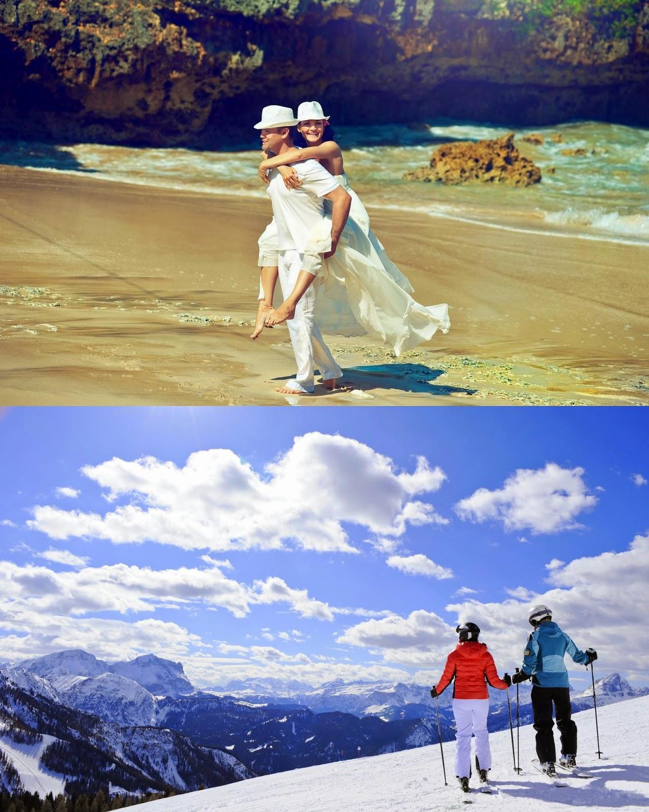 ŚLUB - Podróż poślubna