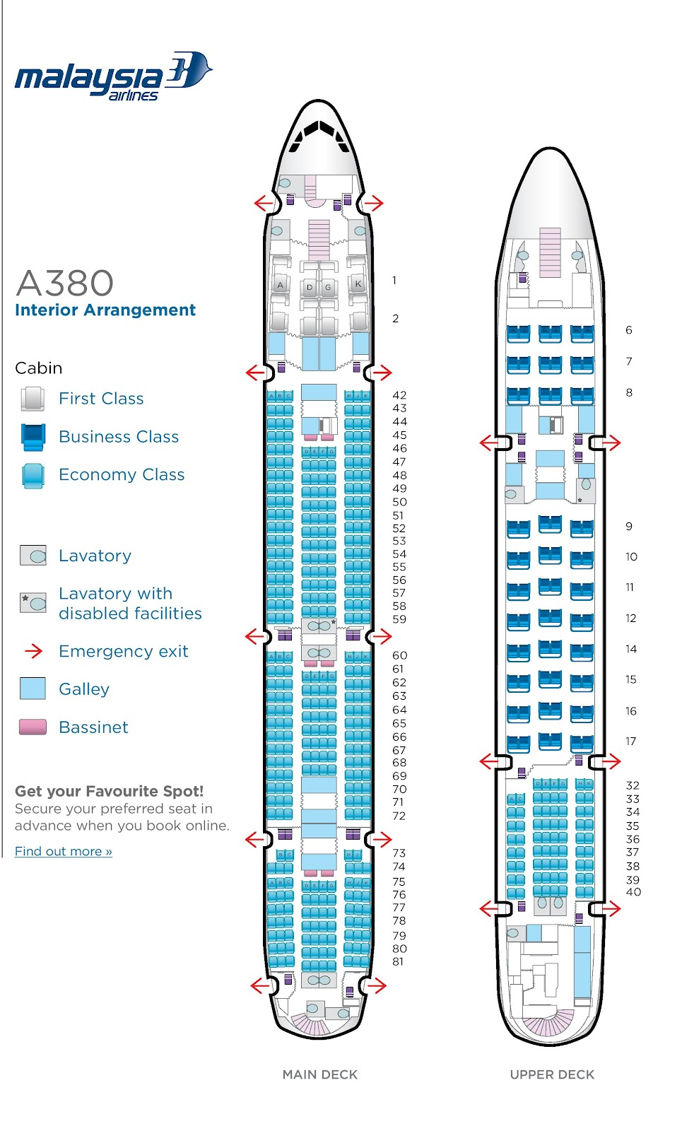 Photo Airbus A380 Floor Plan Images Photo Airbus A380