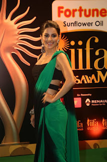 Isha Talwar Latest Stills in Fashion Dress at IIFA Utsavam Awards 2016  2B(3)