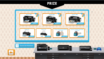 Info Kontes - Kontes Print Chalenge