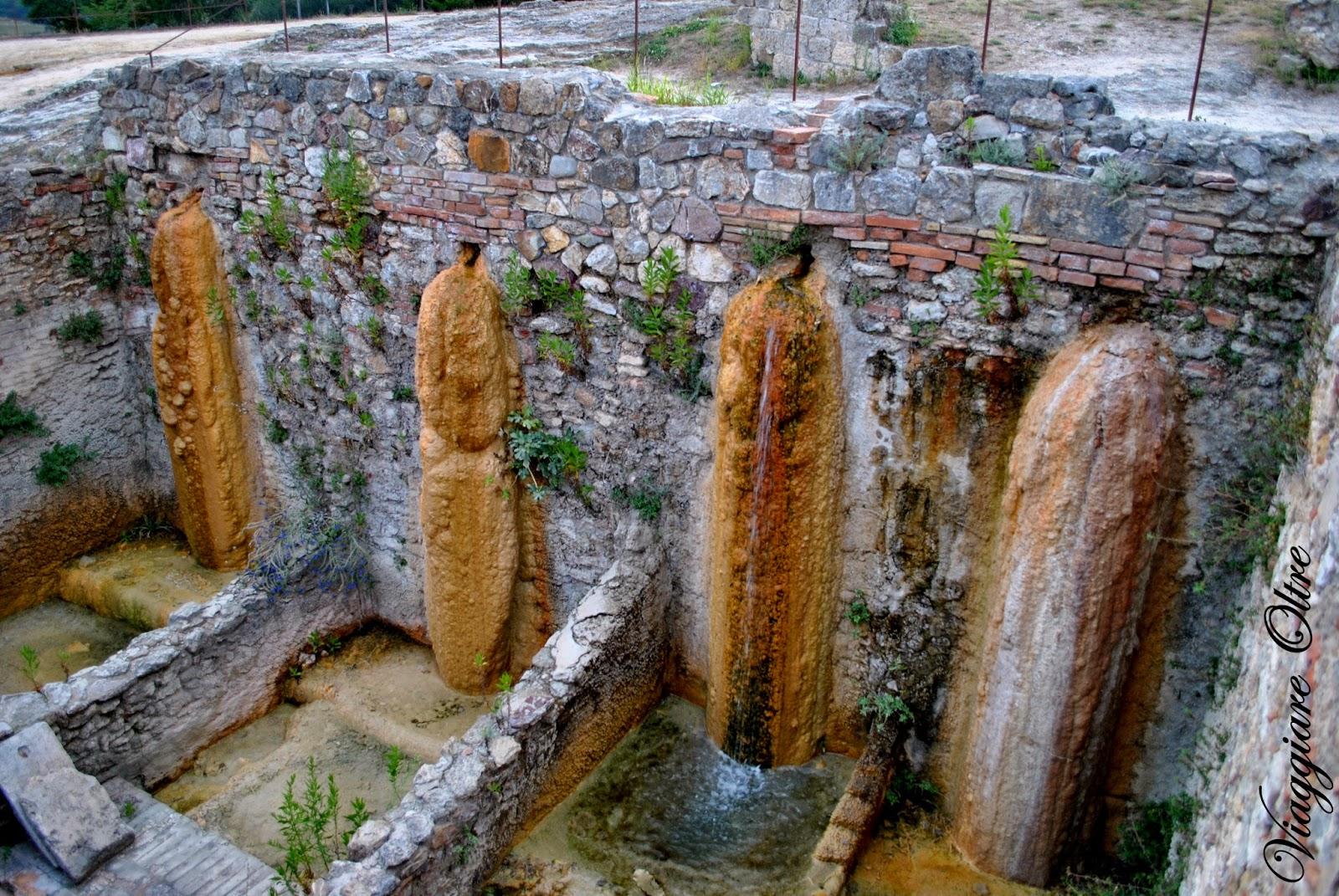Val d\'Orcia: terme e benessere a Bagno Vignoni | Viaggiare Oltre