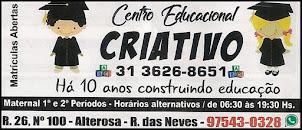 CRECHE E ESCOLA