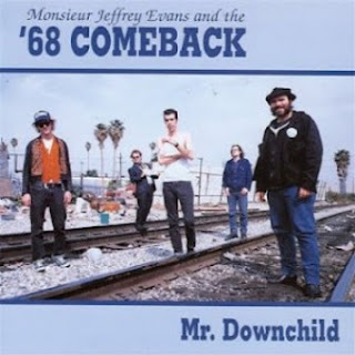 Jeffrey Evans & \'68 Comeback - Mr. Downchild 1994