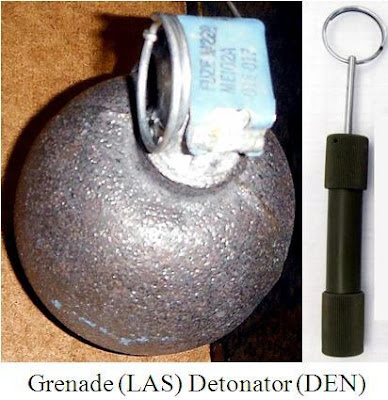 Grenade and Detonator