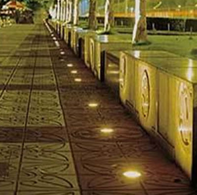 Gallery Landscape Outdoor Path Lighting to Highlight the Gardens