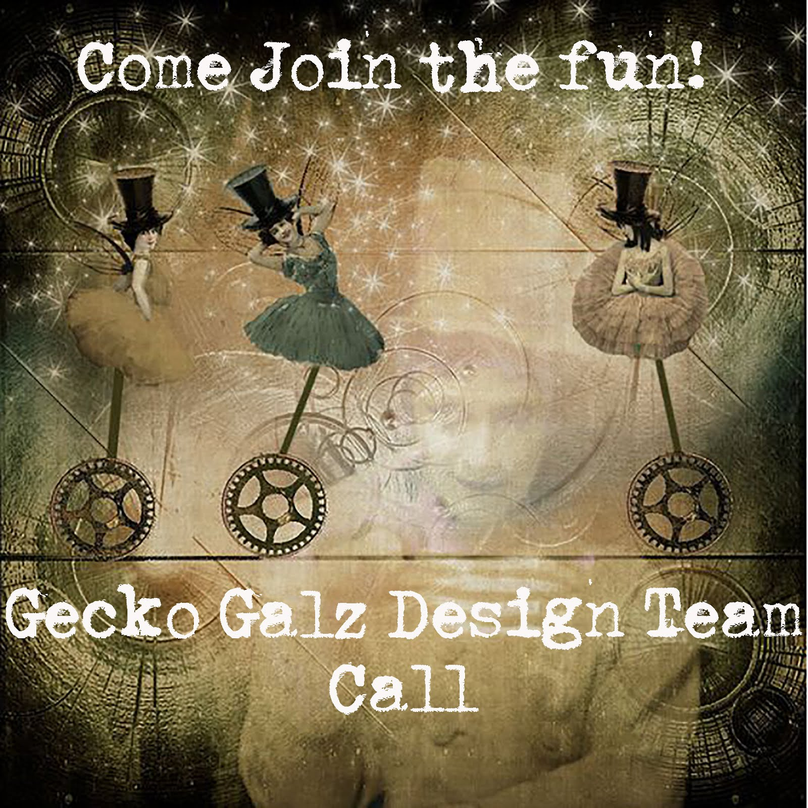 Join The Gecko Galz Design Team