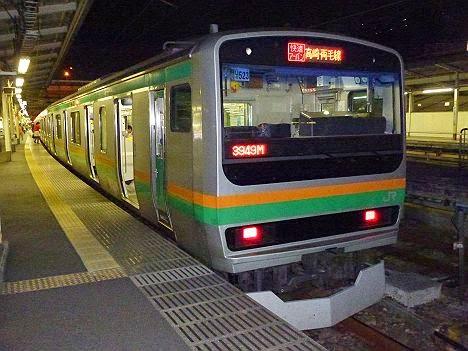 快速アーバン 高崎・両毛線 E231系