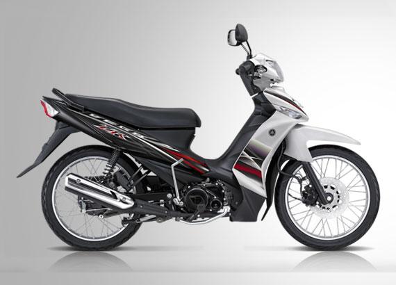 Yamaha Vega ZR Alami Penyegaran Warna