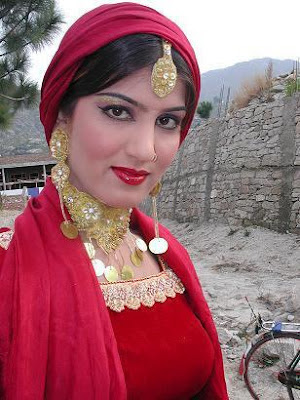 Pathan Girl