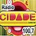 Ouvir a Rádio Cidade FM 100,7 de Cambuí / Minas Gerais - Online ao Vivo
