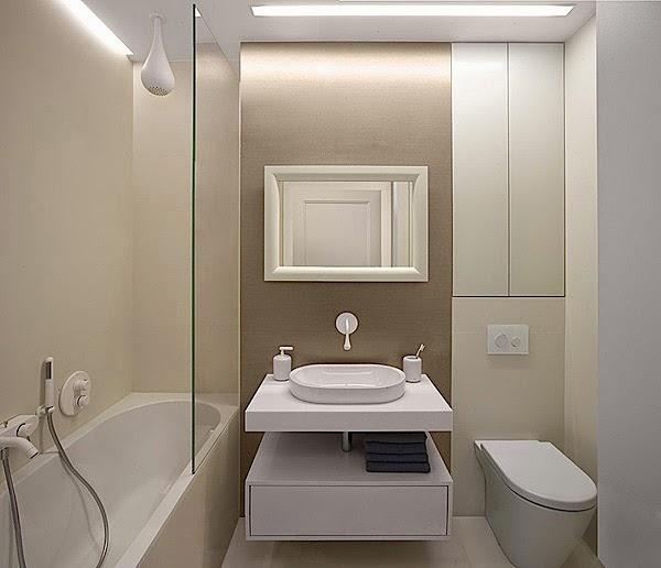 Bentuk-bentuk kamar mandi 6