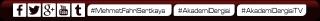 WEB TV | Akademi Dergisi  | Mehmet Fahri Sertkaya