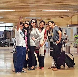 Pakistan Super League 2016 – Celebrities Prepare for Launch in Lahore