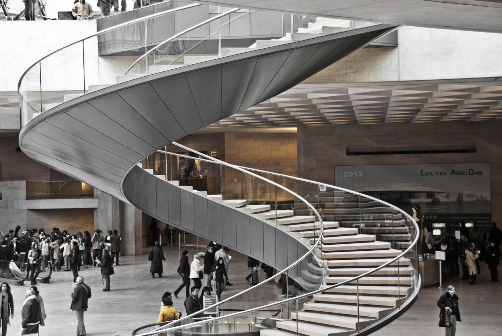 My Paris Photos Spiral Staircase