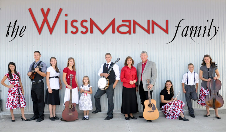 Wissmann Family Blog