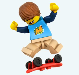 Brinde Gratis Revista da LEGO
