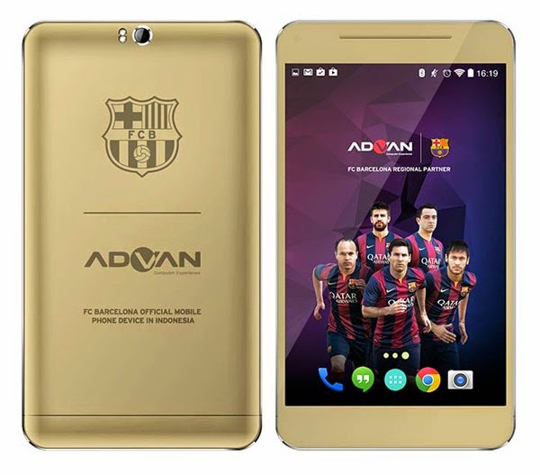 Advan Barca Tab 7 T1X Plus