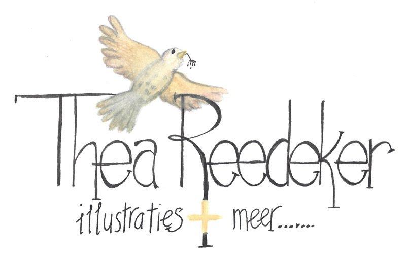 Thea Reedeker; illustraties en meer