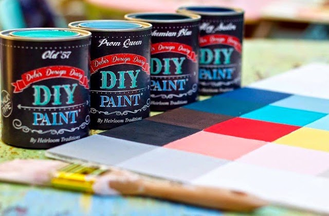 the painted chest debi 39 s design diary diy paint