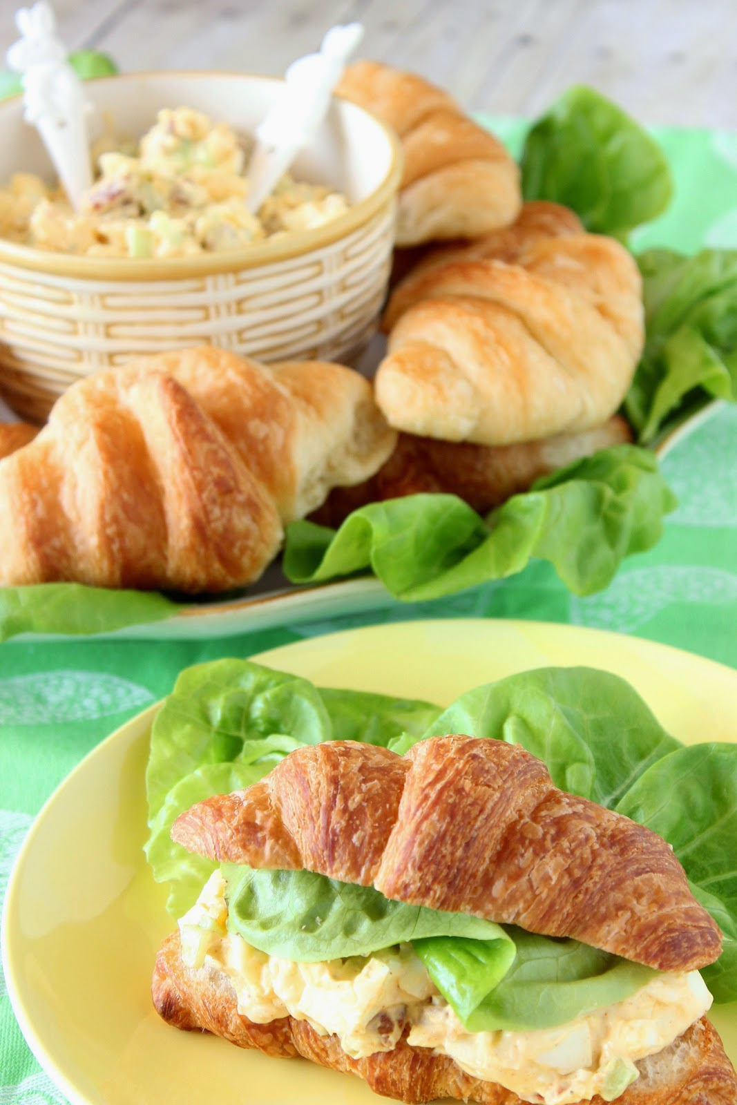 Bacon Egg Salad Recipe
